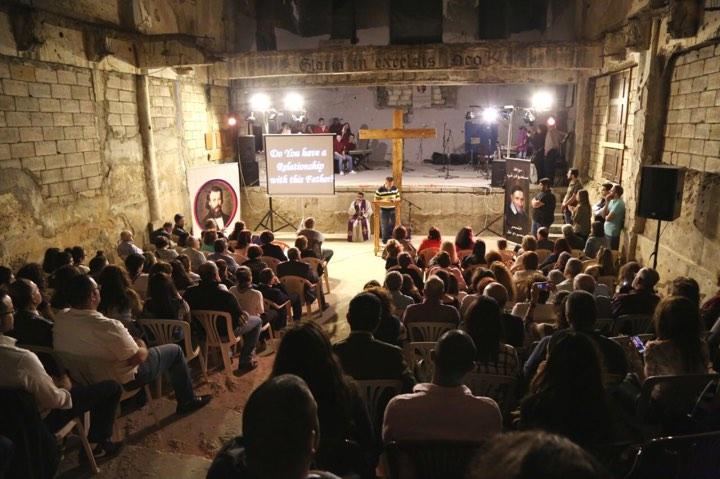 Vincentians of Lebanon Want To Rebuild Church of St. Vincent de Paul, Destroyed in Civil War