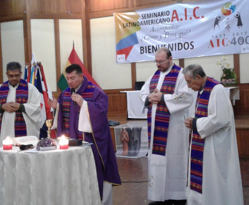 5 priests of the Congregation of the Mission