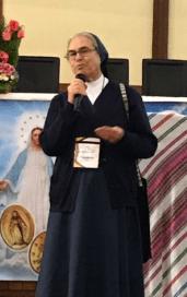 Sr. Carolina Flores, HC