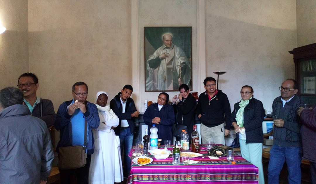 The Third CIF Meeting for the Vincentian Family in Paris Concludes