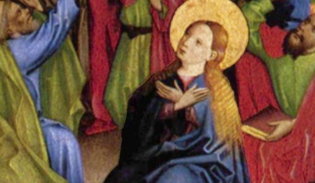Reflect On What Mary Has To Say To Us and To Our Church