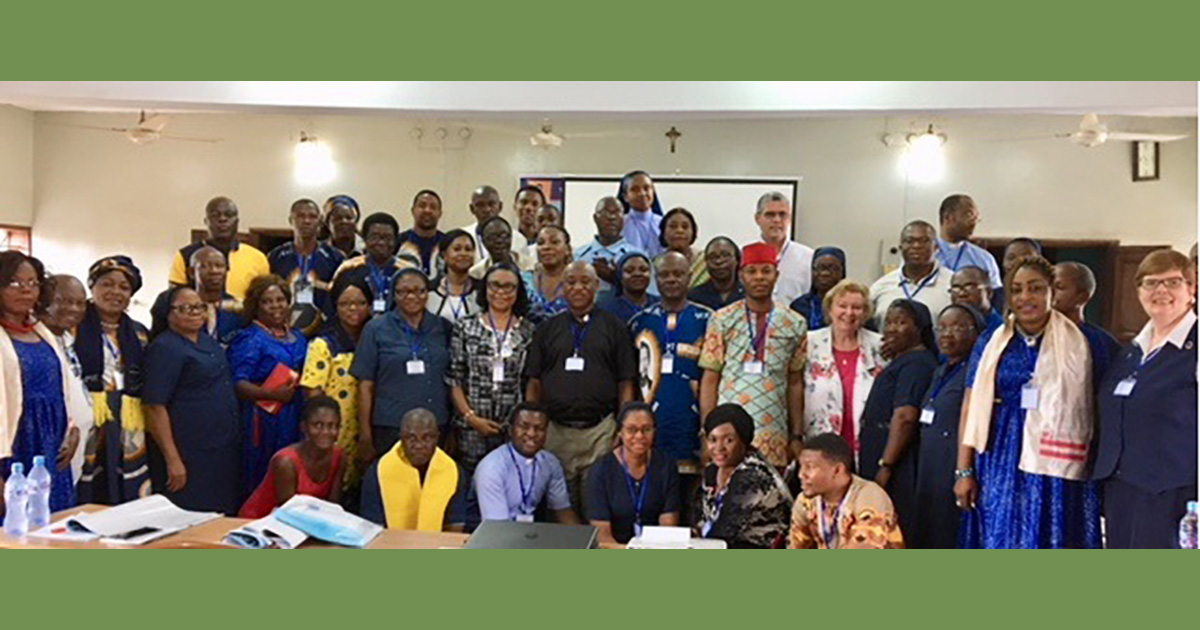 Collaboration Meeting of the Vincentian Family in Enugu, Nigeria