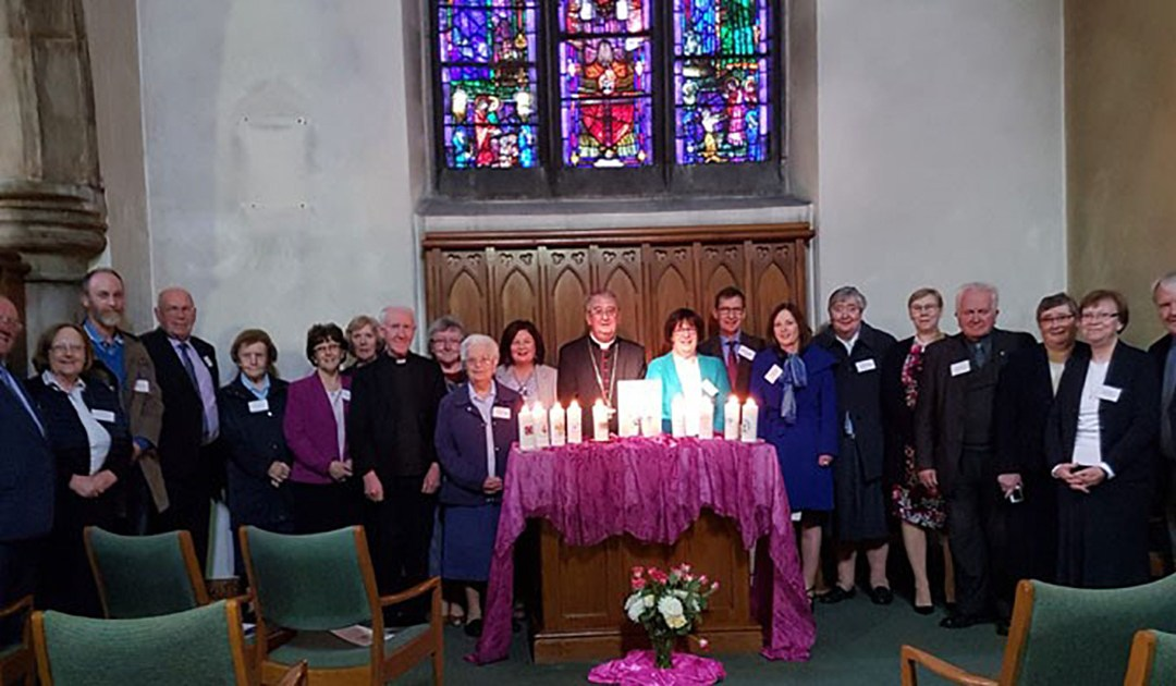 Blessing and Launch of the National Council of the Vincentian Family in Ireland