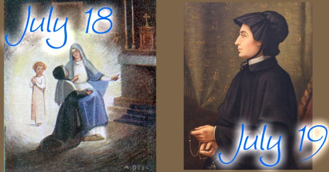 This Week on the Vincentian Family Calendar