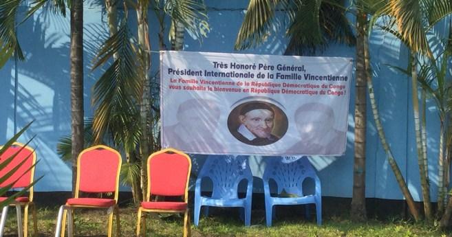Father Tomaž Mavrič, CM Visited the Democratic Republic of the Congo