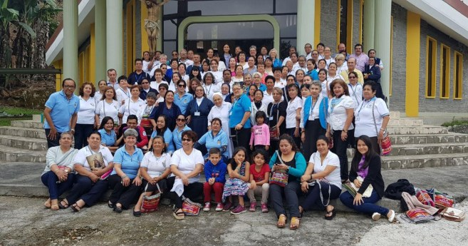 XV National Meeting of the Association of the Miraculous Medal – Ecuador