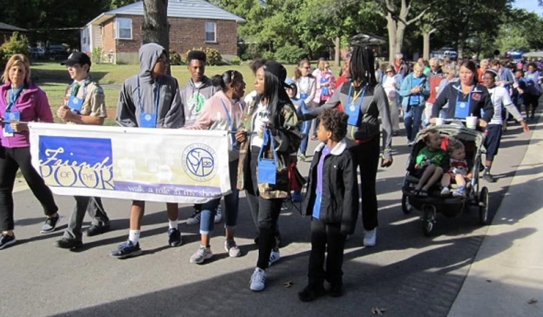 National Friends of the Poor Walk: September 29