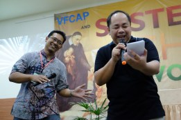 vfcap and sc seminar in indonesia, day 3 09