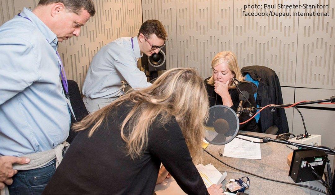 Depaul International BBC Radio 4 Appeal