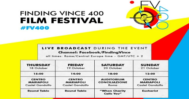 """""""Finding Vince 400"""" Will Be Streamed on Facebook"""