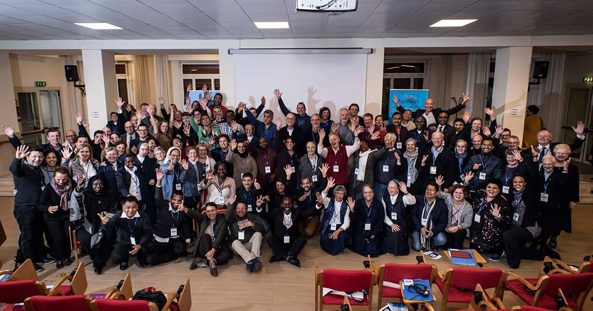 Closing of the International Conference of the Famvin Homeless Alliance: Rome, 2018