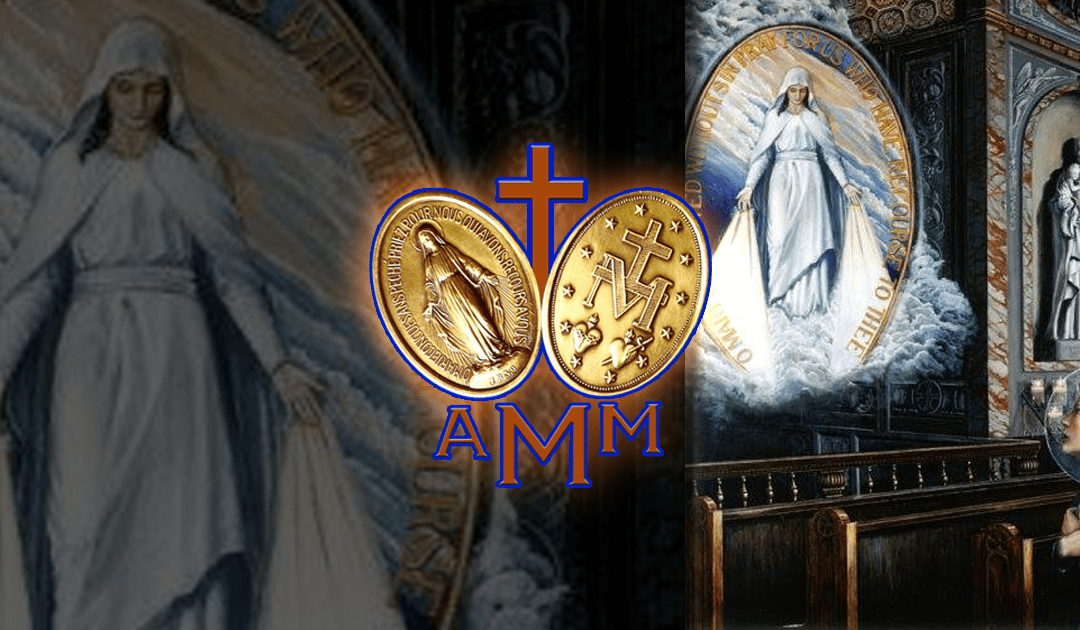 Feast of Our Lady of the Miraculous Medal: November 27