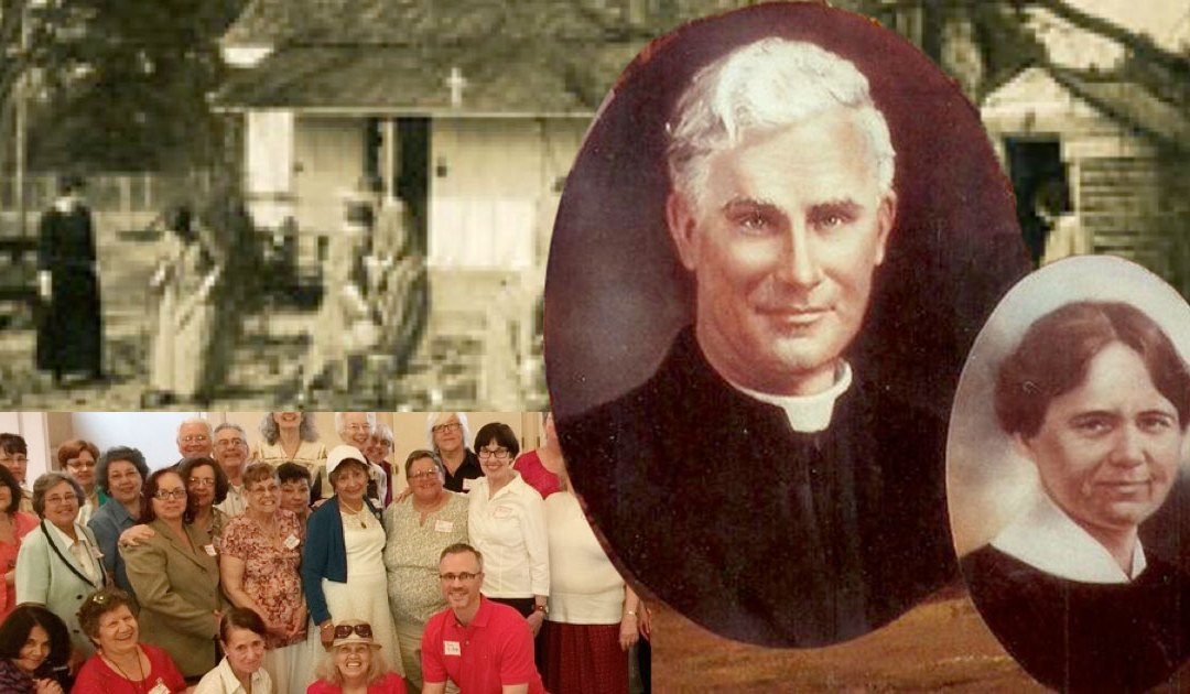 Fr. Thomas Judge, C.M. and the Missionary Cenacle Family