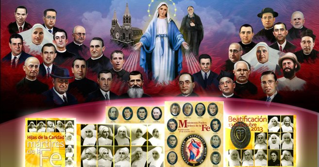 Remembering the Vincentian Martyrs of the Spanish Civil War