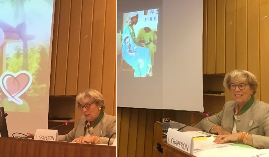 AIC Participated In The NGO Celebration Of The International Day Of The Girl Child At UNESCO