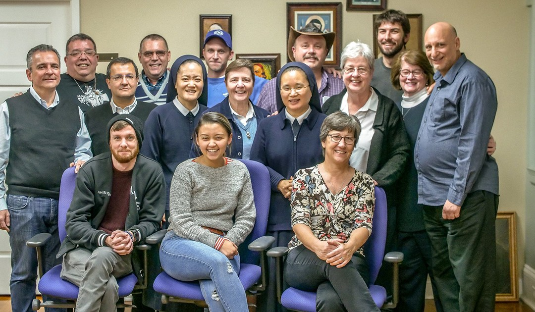Meeting of the Vincentian Family Culture of Vocations Task Force