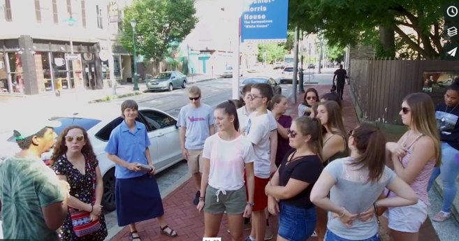 Young Adults Learning to Serve in Philadelphia