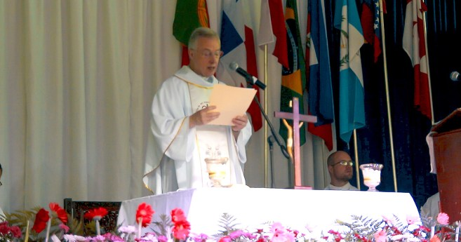 Homily of the Opening Eucharist of the Vincentian Youth Gathering in Panama