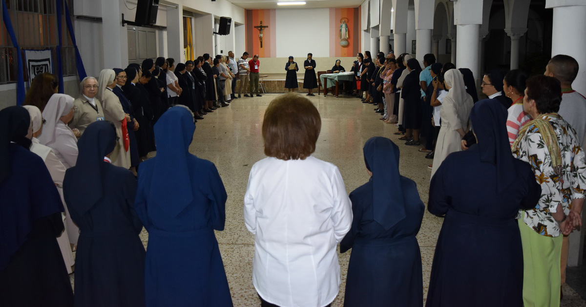 Chronicle of the Provincial Meeting of Advisors of the Branches of the Vincentian Family, in Cali (Colombia)