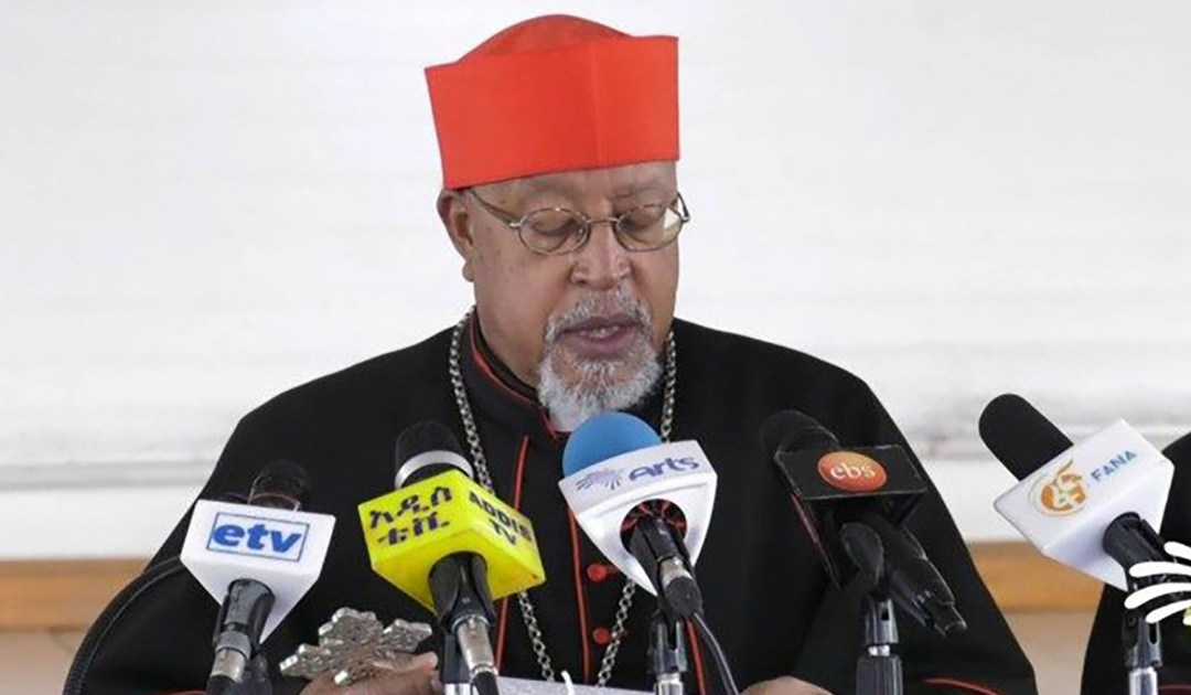 Cardinal Souraphiel, Member of the Congregation of the Mission, Designated President of the Ethiopian Truth and Reconciliation Commission