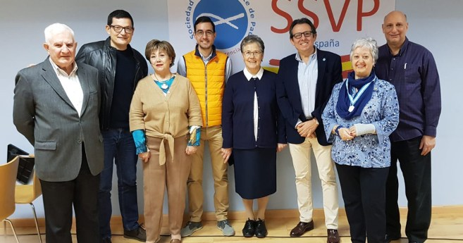 Meeting of the National Council of the Vincentian Family of Spain