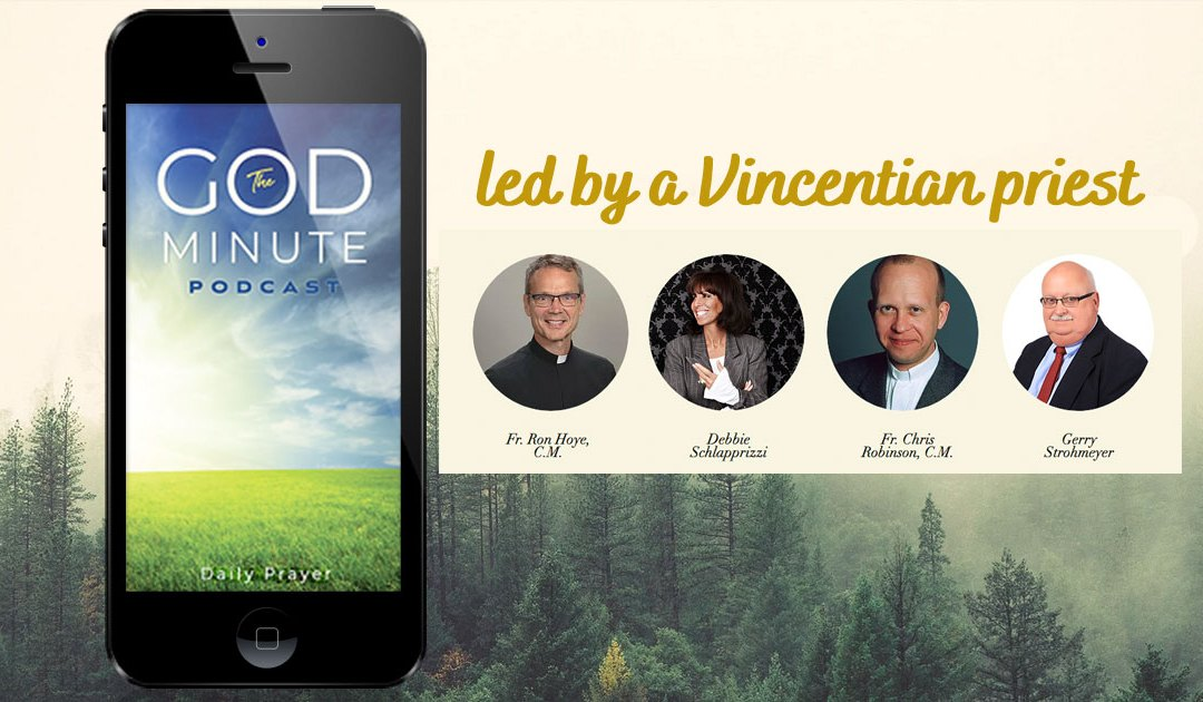 Daily Prayer Podcast: The God Minute