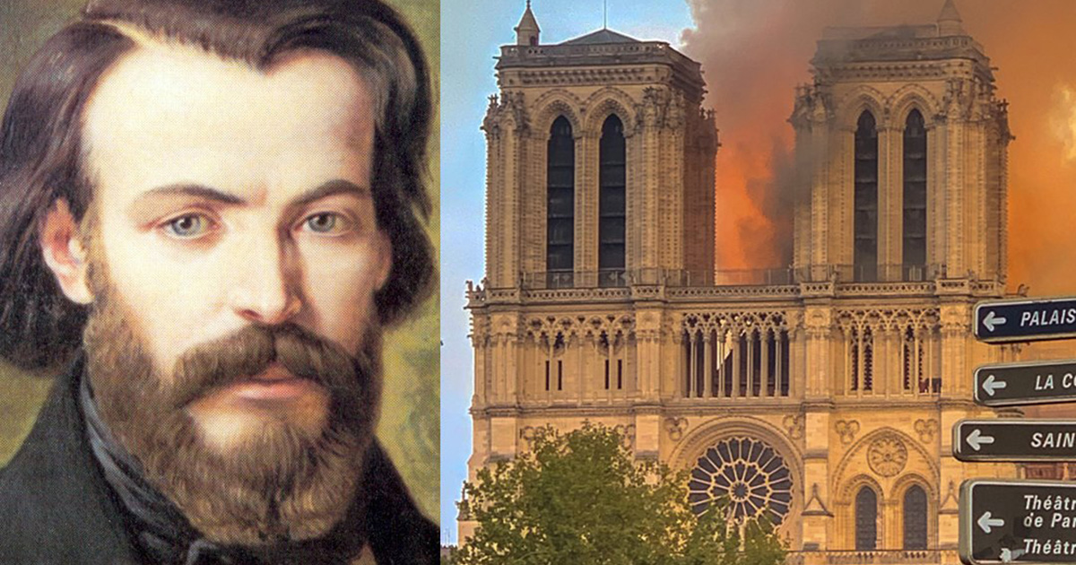 Frederic Ozanam and the Cathedral of Notre-Dame