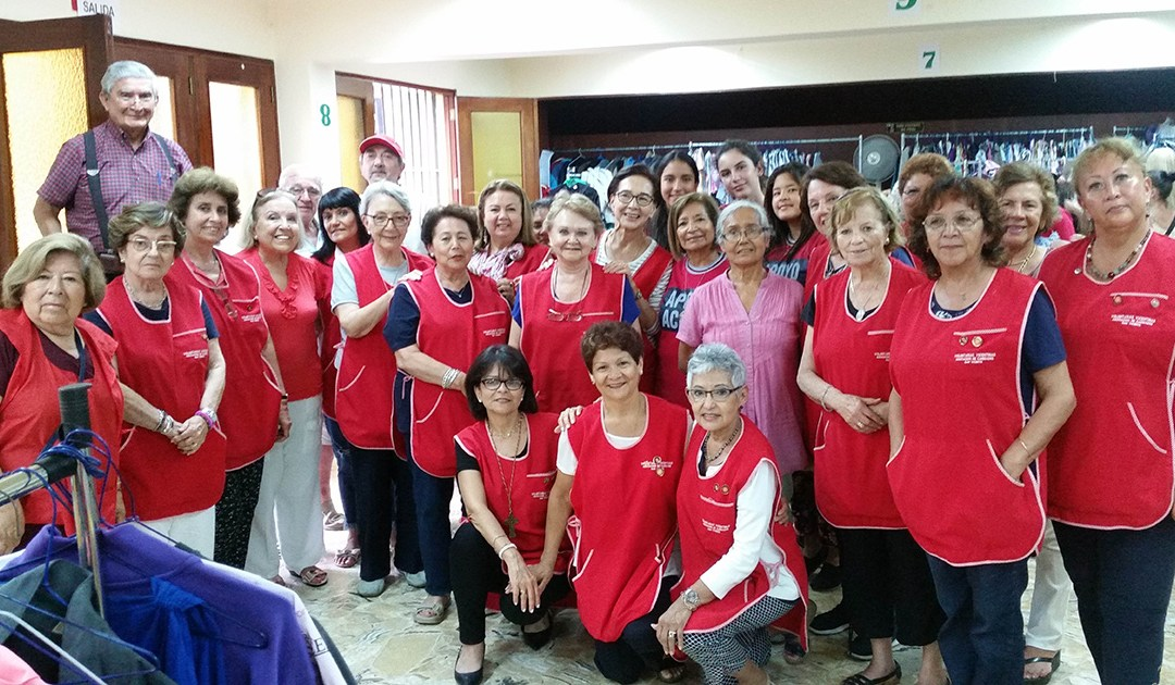 Visit to ACASVI, New Branch of the Vincentian Family in Peru