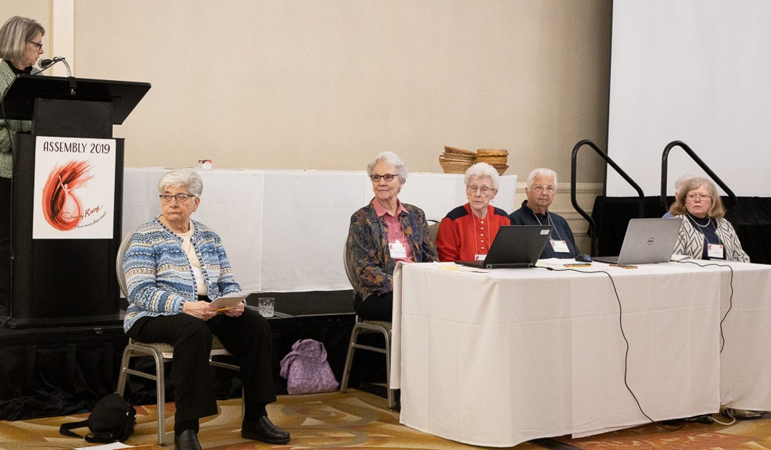 Sisters of Charity of New York Elects New Leadership