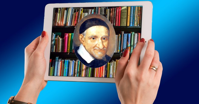 Do you have Vincentian Formation Materials, in Digital Format? Please, Share Them!