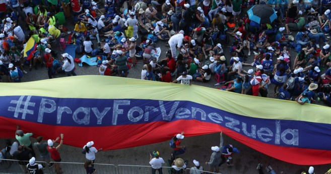 Members of the Vincentian Family in Venezuela Tell Us About Their Situation