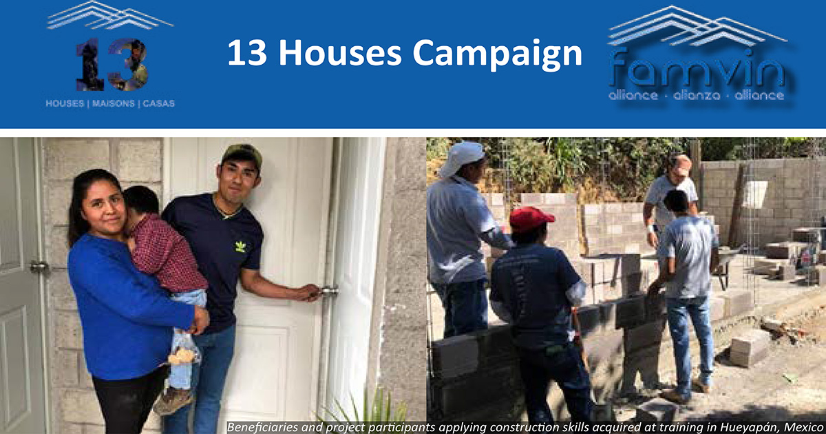 "What if the 13 Houses Campaign Was Not Only About ""13 Houses""?"