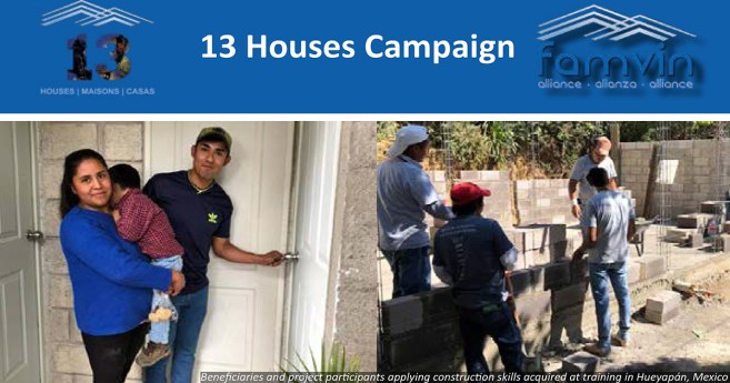 """What if the 13 Houses Campaign Was Not Only About """"13 Houses""""?"""