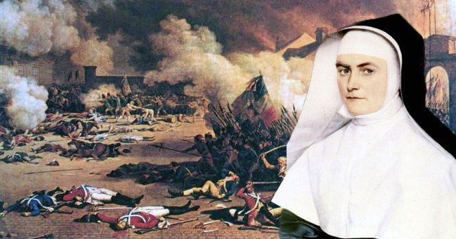 May 23: St. Jeanne-Antide Thouret