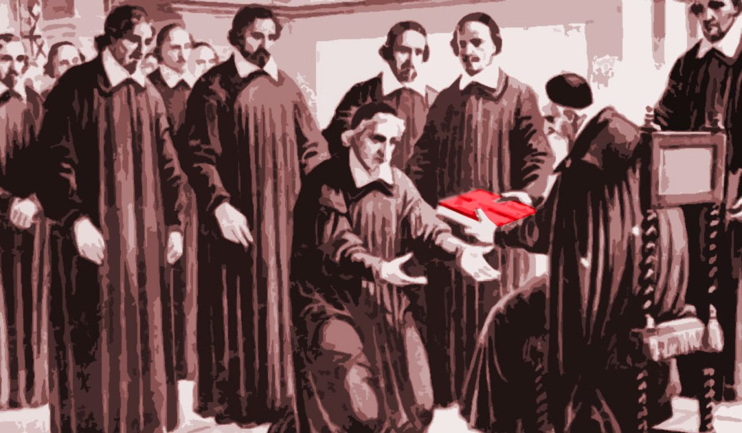 May 17, 1658: St. Vincent Gives Rules to the Congregation of the Mission