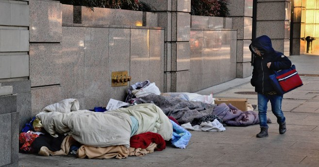 Marin SSVP Key in Drop in Homelessness