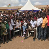 Government & Politics Student Establishes Non-Profit for Education in Ghana