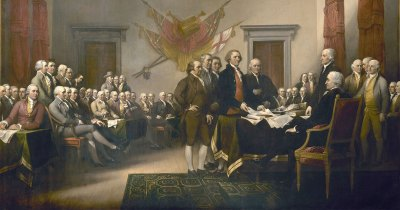 Our Declaration of Independence – An Examination of Conscience