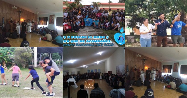 Vincentian Marian Youth Guatemala National Meeting, 2019