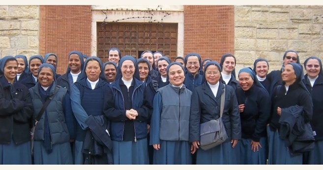 Interview with Mother Marilena Bertini, Superior General of the Sisters Ministers of Charity of St. Vincent de Paul