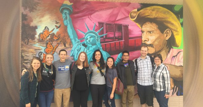 Hope Found at the Border: Vincentian Volunteers in El Paso, Texas and Juarez, Mexico