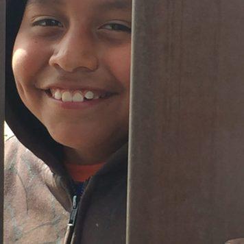Child in Juarez