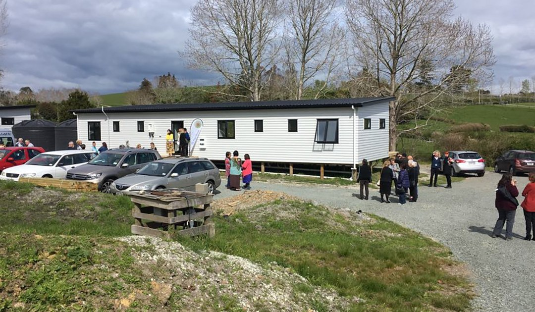 A New House for a Better Life in New Zealand