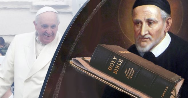 """Flash! Pope Francis says the Bible is a """"dangerous book"""""""