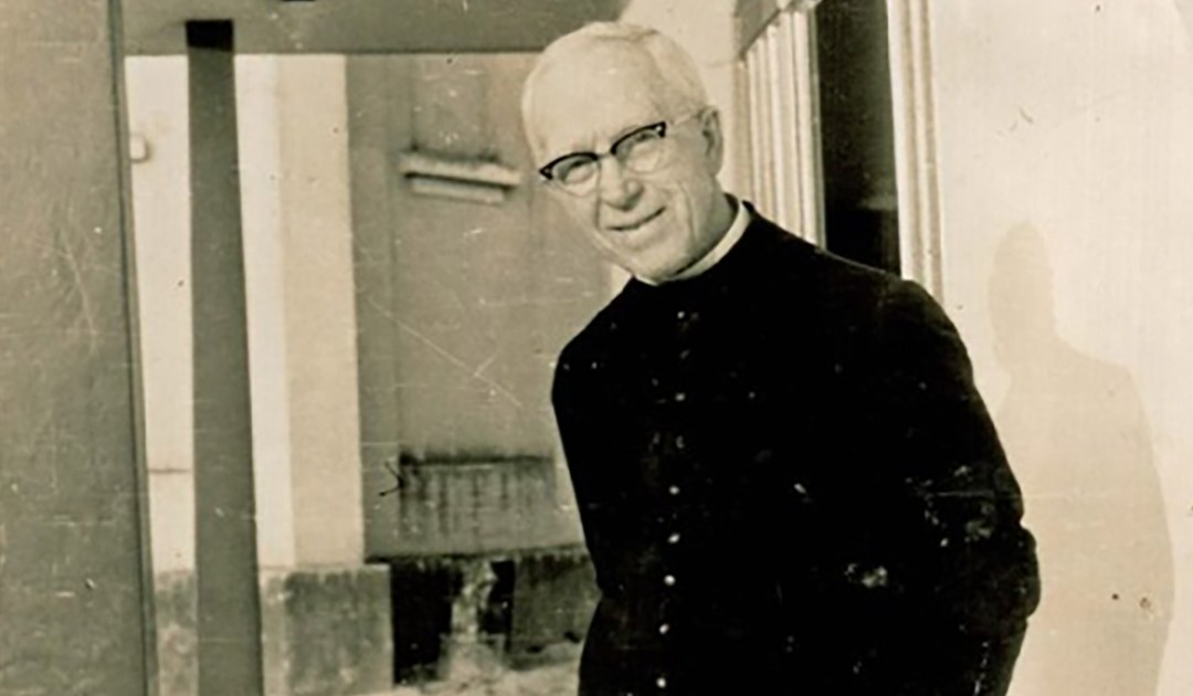 Vincentian Missionary In China And Brazil On The Way To Sainthood