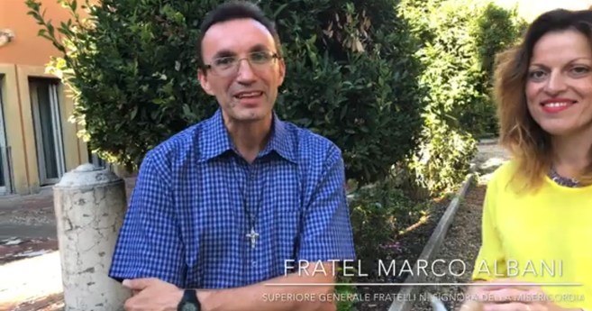 Interview with Brother Marco Albani, General Superior of the Brothers of Our Lady of Mercy