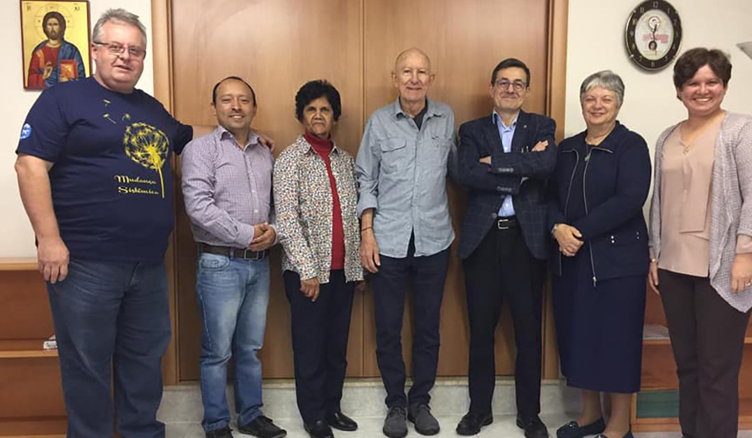 Meeting of the Vincentian Commission for the Promotion of Systemic Change