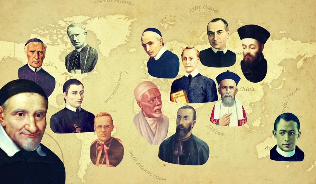 Saint Vincent de Paul and the Saints of the Congregation of the Mission [Video]