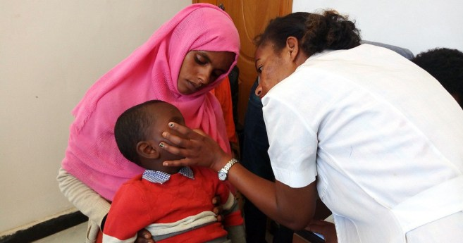 Christmas: Giving Back the Gift of Sight in Ethiopia