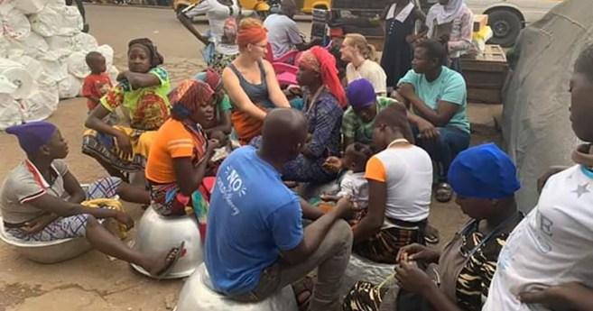 Efforts to End Human Trafficking in Kumasi (Ghana)